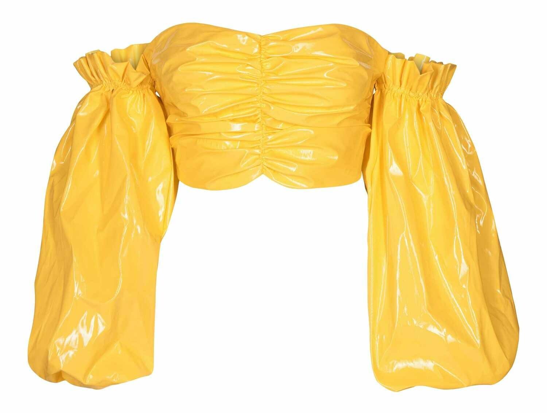 Phoebe Top Aspen Gold, size 34,36