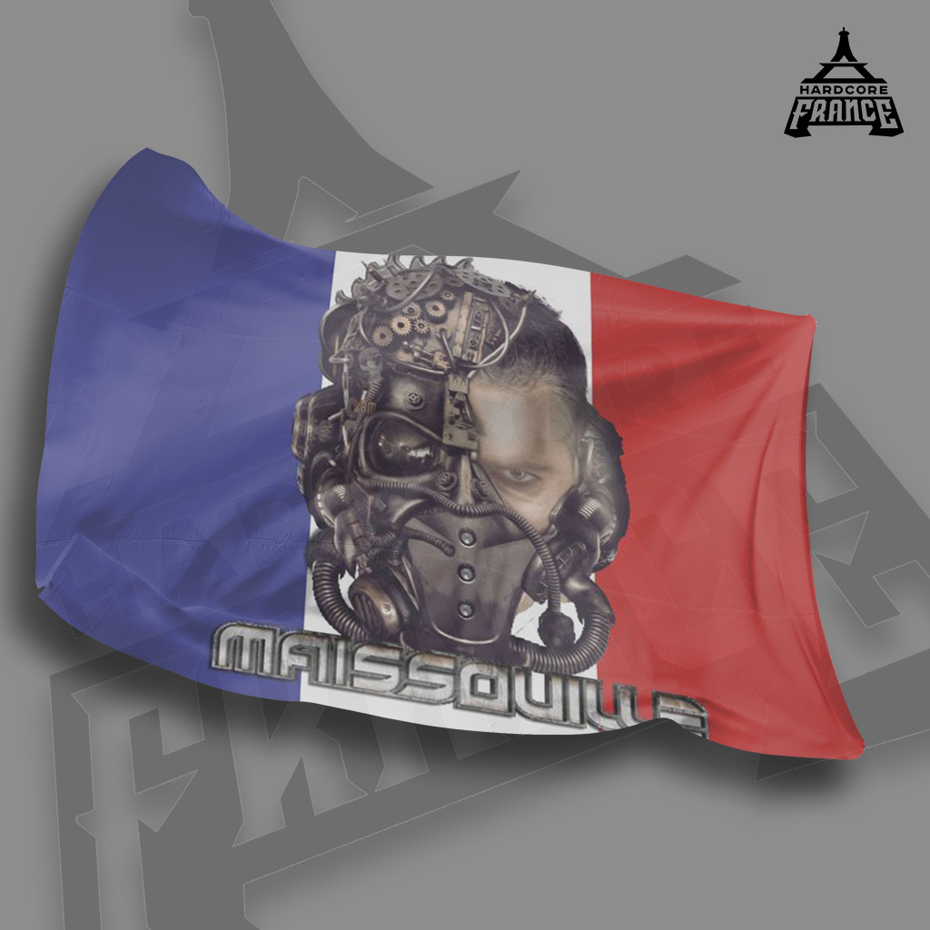 MAISSOUILLE FRENCH FLAG