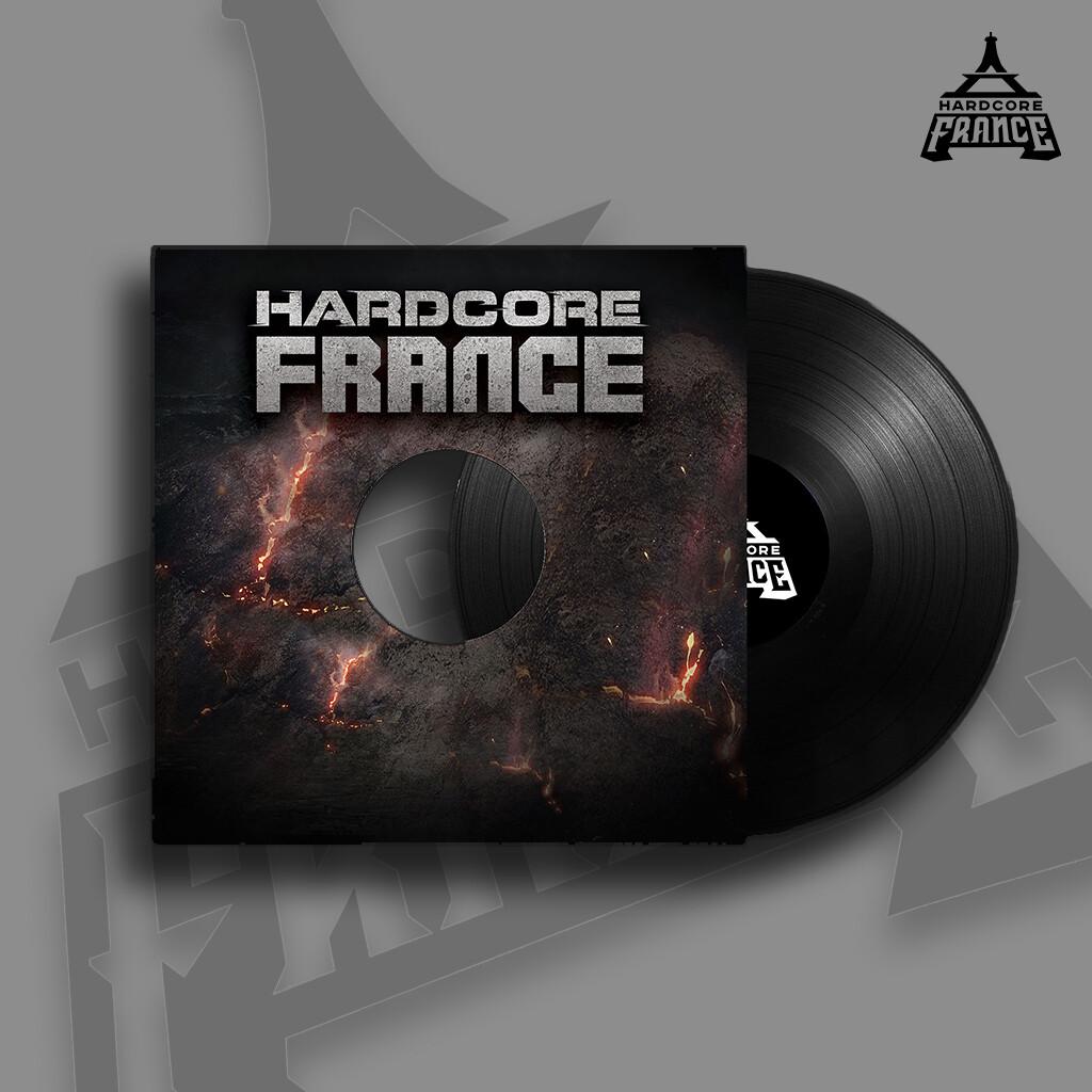 Hardcore France 002 - Vinyl