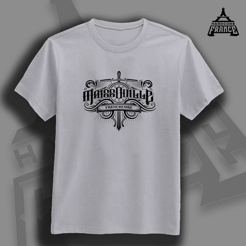 "MAISSOUILLE GREY LIMITED EDITION ""Size L"""