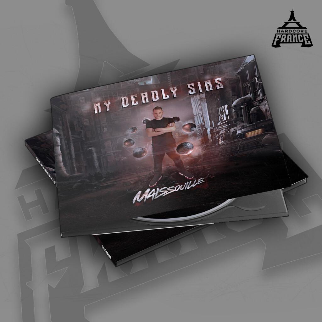 "ALBUM ""MY DEADLY SINS"" - Maissouille"