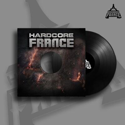 HARDCORE FRANCE 003 - VINYL