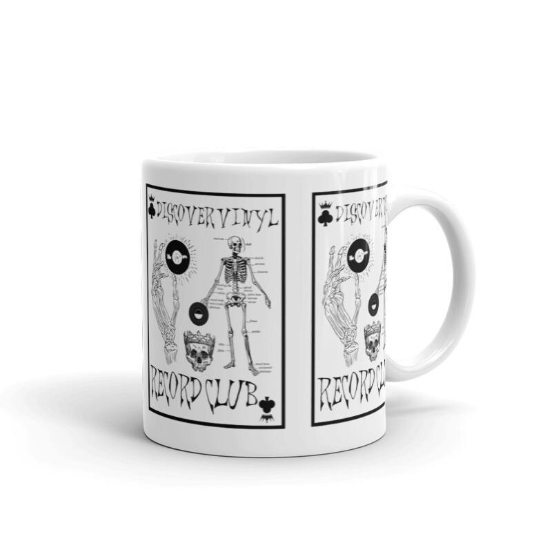 Vinyl Club Coffee Mug