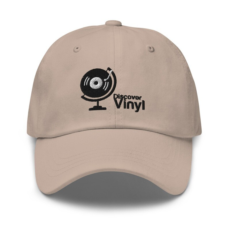 Discover Vinyl Community Hat