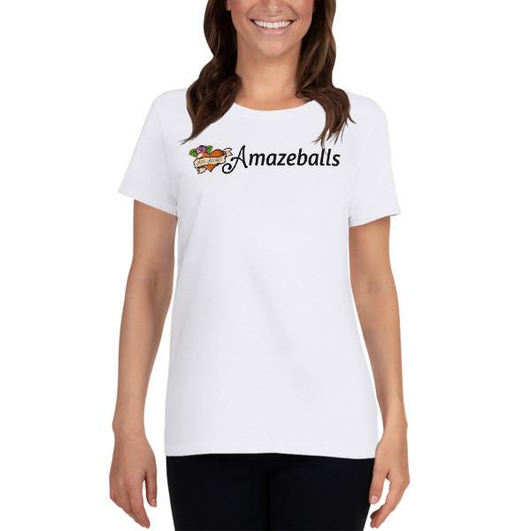 Amazeballs - Women's short sleeve t-shirt