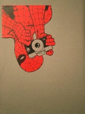 Spider-Man T-Shirt | camiseta