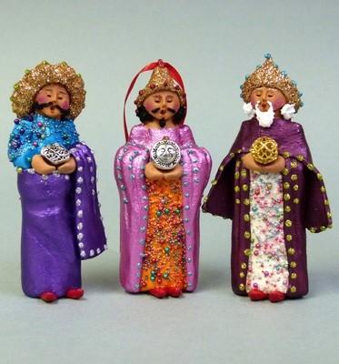Three Kings Set