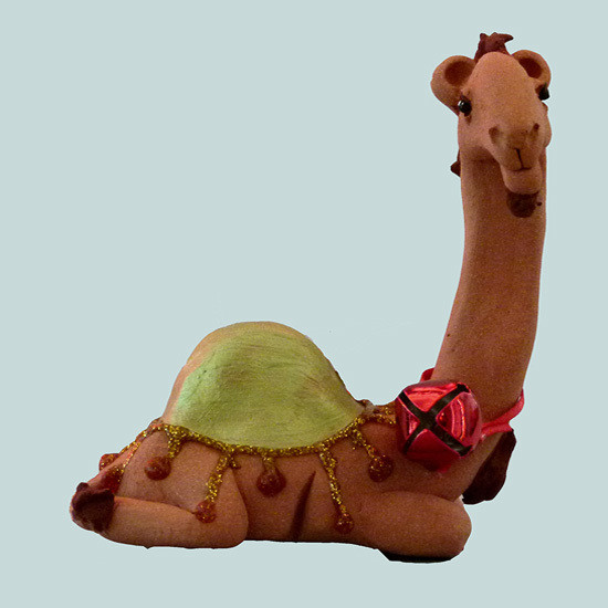 "Camel Green Back ""Amos"""