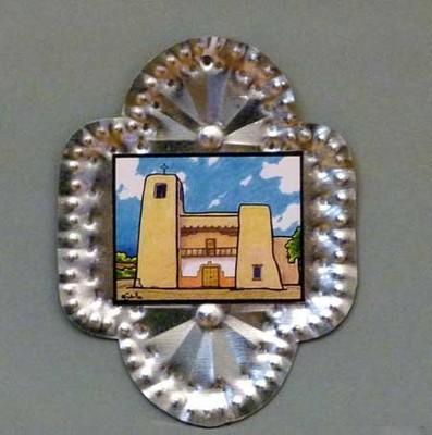 Christo Rey Church, Santa Fe