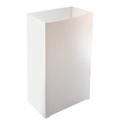 Extra Luminaria Sleeves - White