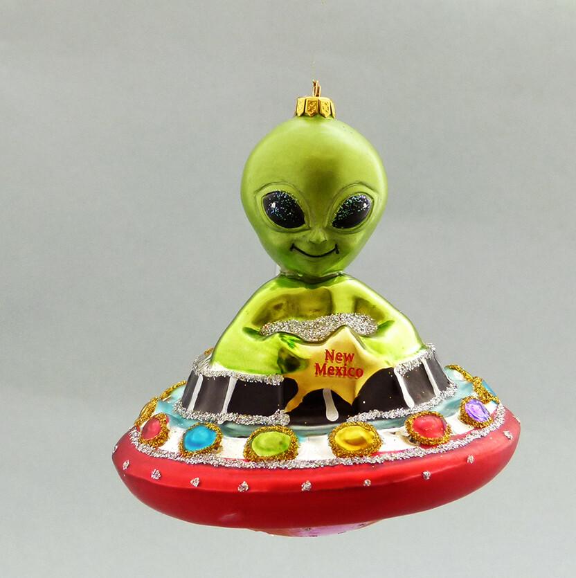 New Mexico Alien