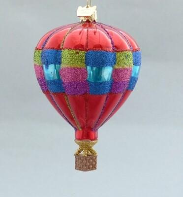 Checkered Stripe Balloon