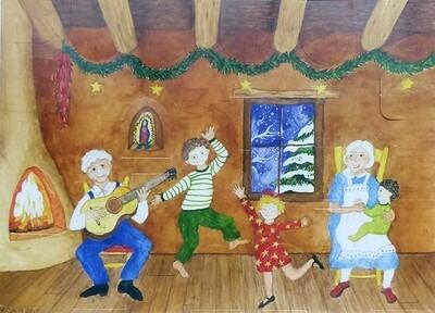 Rhythm and Rhyme Advent Calendar