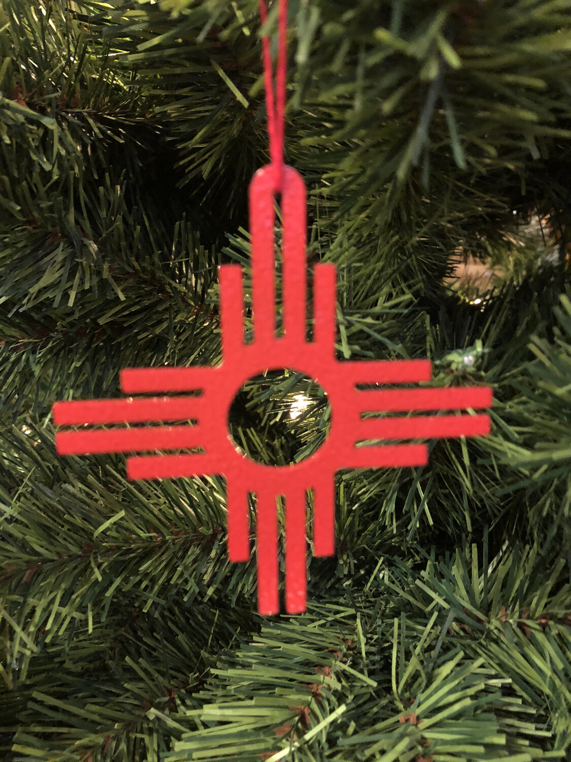 Zia Ornament