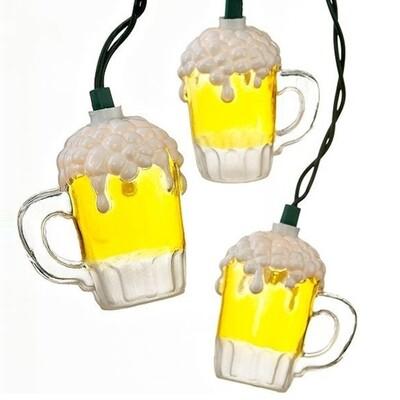 Beer Mug Light Set
