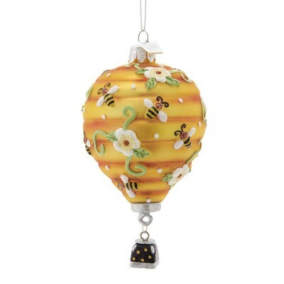 Bees and Flowers Balloon