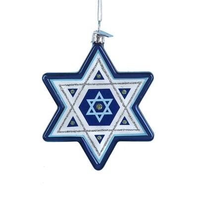 Blue Star of David
