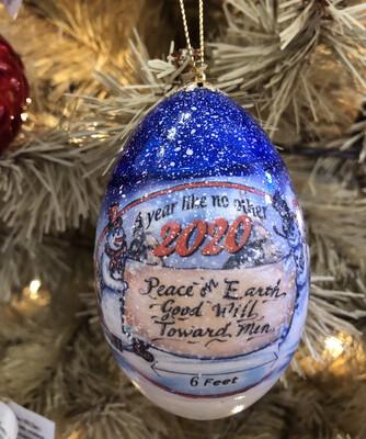2020 Pandemic Egg