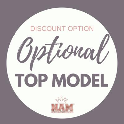 2021 Optional Top Model Contest Discount