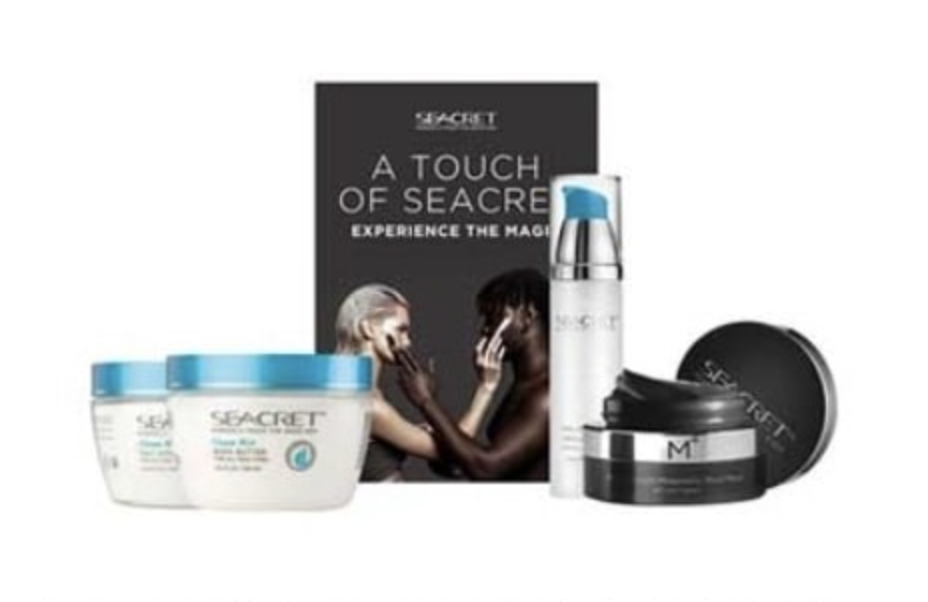 Skin Care & Spa Experience Pack