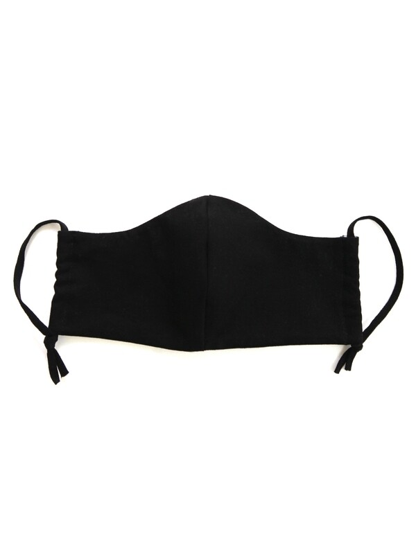 3 Layer Fitted Cloth Mask (Adult Large Size)