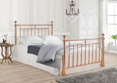 Alexander Rose Gold Nickle Bed