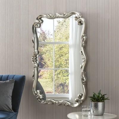 Portrait Wall Mirror by Yearn