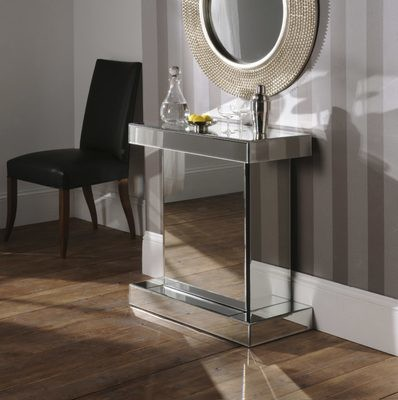 Yearn Cocktail Mirrored Side Cabinet