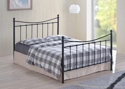 Alderley Black Metal Bed
