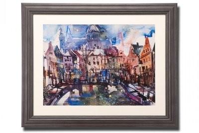 Amsterdam Mattern Painting