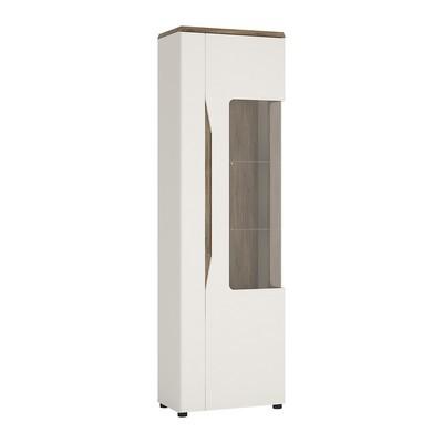 Toledo Single Door Display cabinet