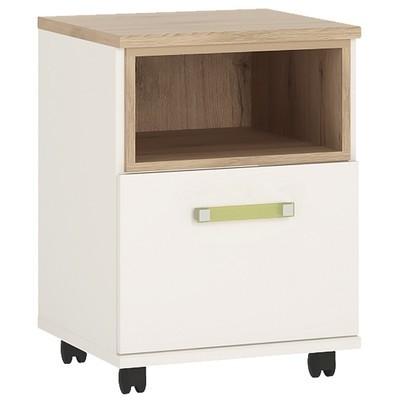 4KIDS Single Door Mobile Desk