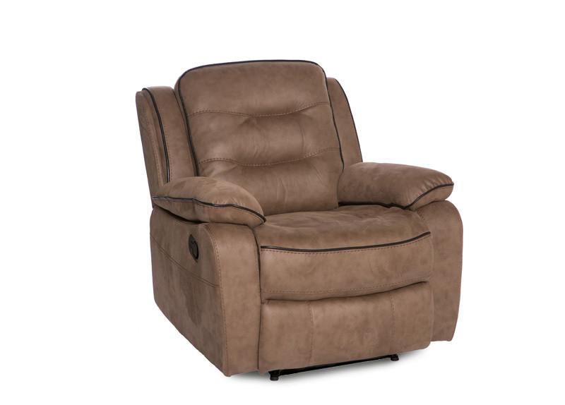Recliner Caramel Armchair