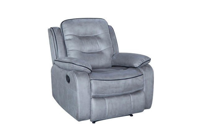 Recliner Grey Armchair