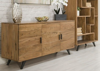 Acacia 3 Door Sideboard