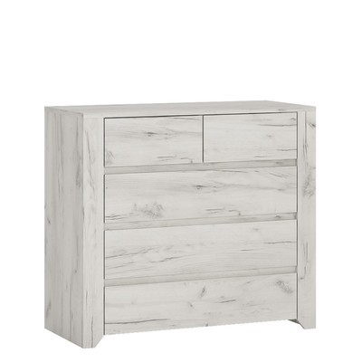 Angel 2 Plus 3 Chest of Drawers