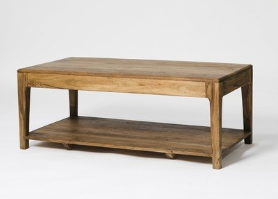 Solid Wood Coffee Table