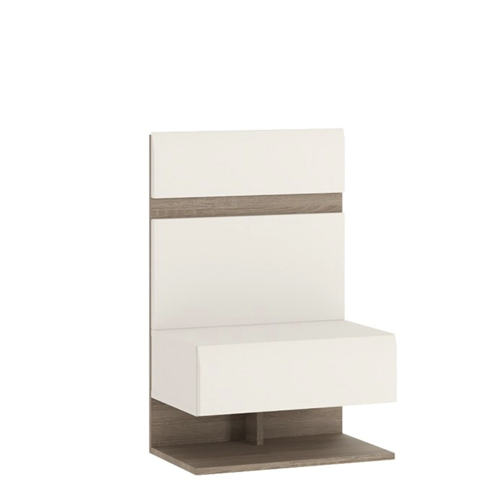 Chelsea White Bedside Extension