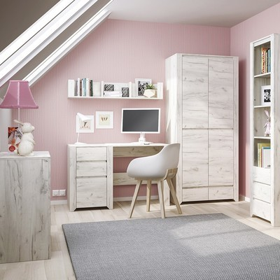 Angel Fitted Wardrobe 2 Door Wardrobe