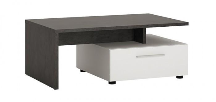 Zingaro Double Drawer Coffee Table