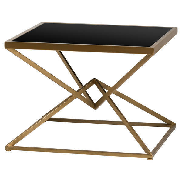 Contemporary Bronze Side table