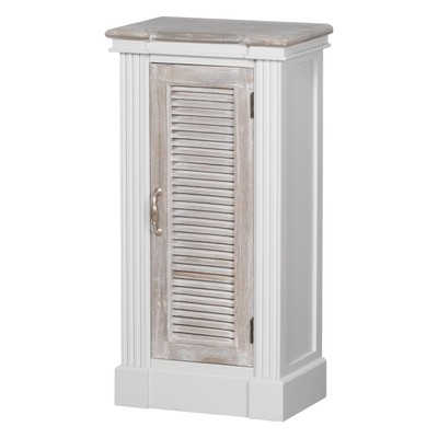 Liberty Storage Cabinet With Louvred Doors