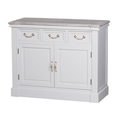 Liberty Three Drawer Two Door chest