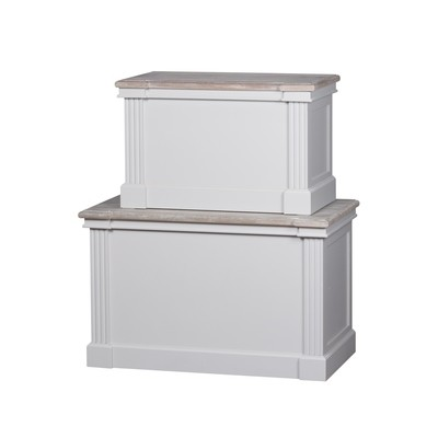 Liberty Set Of Two Blanket Boxes