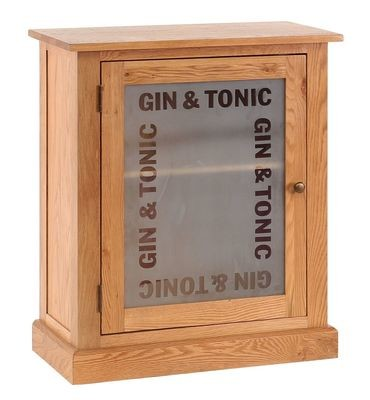 Gin & Tonic Drinks Display Cabinet