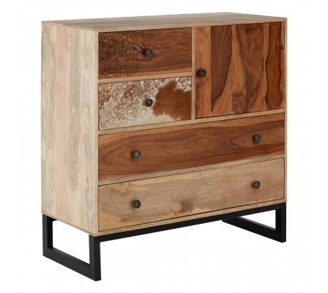Marwar Mango Wood Sideboard