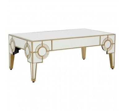 Knightsbridge Mirrored Coffee Table