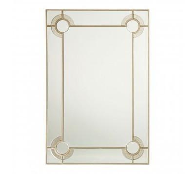 Knightsbridge Rectangular Wall Mirror