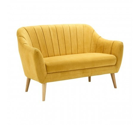 Yellow Gottenberg 2 Seater Sofa