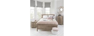 Homestead Pine King Size Bed